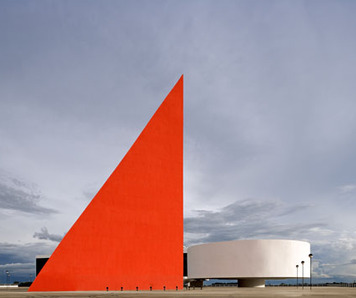 oscar niemeyer cultural centre