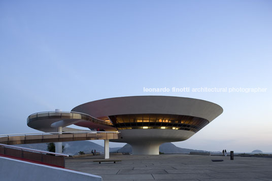 museum of contemporary art (mac) oscar niemeyer