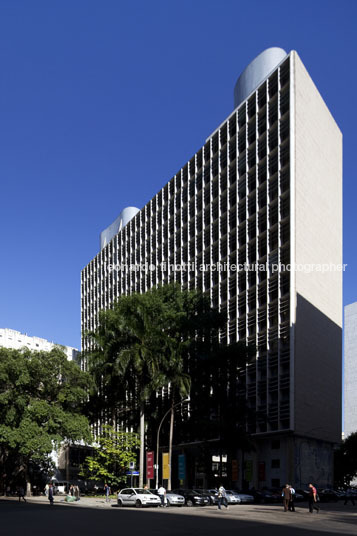 ministry of education and health oscar niemeyer