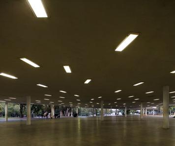 marquise at ibirapuera park