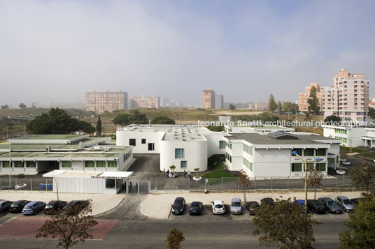 dom dinis school bak gordon arquitectos