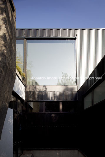architect s house and studio mathias klotz