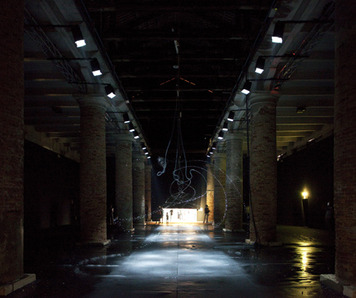 """your split second house"" - arsenale della biennale 2010"