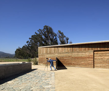 stables at fundo izaro