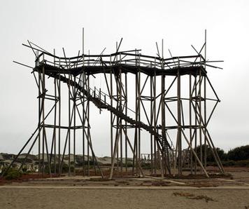 torres del agua at ciudad abierta