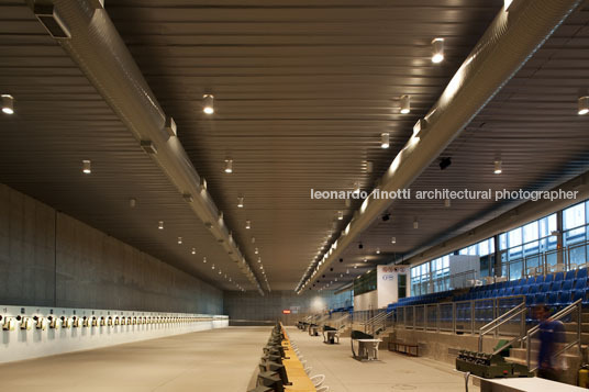 shooting center bcmf arquitetos