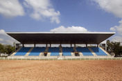 equestrian center - arena