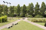 micaela bastidas park at puerto madero