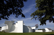vitra design museum and furniture factory