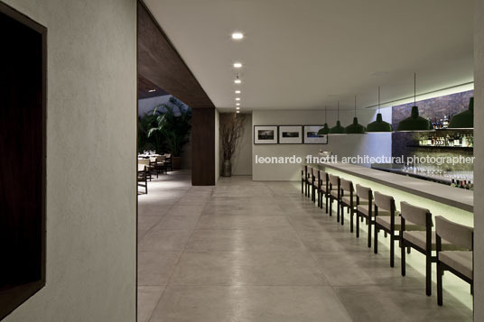 gero / barra restaurant isay weinfeld