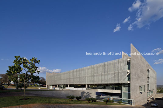 sebrae headquarter luciano margotto