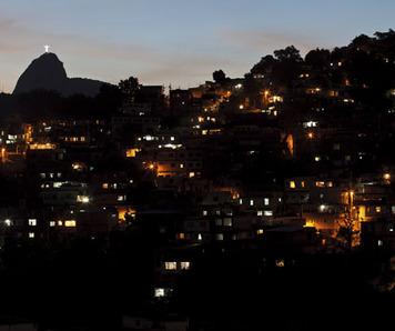babilonia and chapeu mangueira favelas