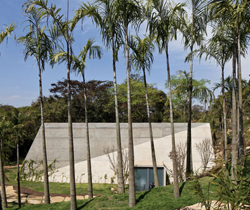 lygia pape pavilion at inhotim