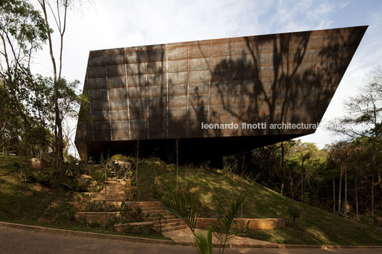 miguel rio branco gallery at inhotim arquitetos associados
