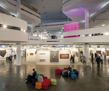 sp arte 2013 at bienal pavilion