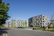 wohnueberbauung sandstrasse neuenhof