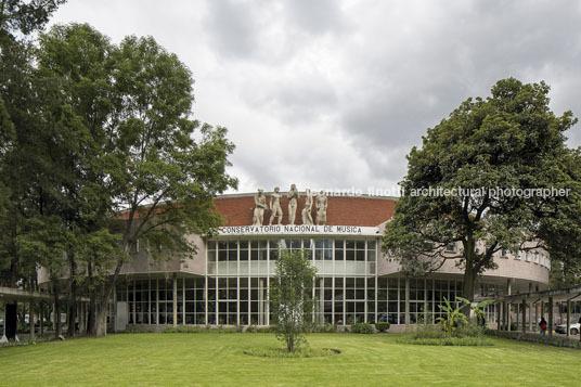 Mario pani conservatorio nacional de musica leonardo for Conservatorio de musica