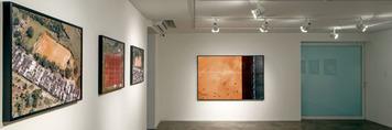 pelada exhibition at luciana caravello gallery