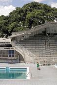 complejo de piscinas ucv