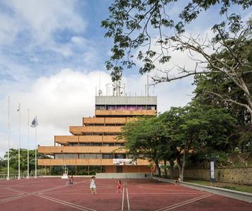 edificio sede cvg