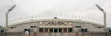 estadio olímpico de la unam