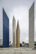 torres de satélite