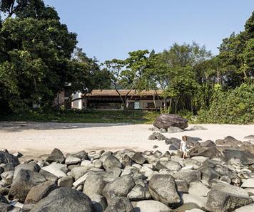 house in praia da conchas
