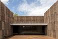 claudia andujar pavilion at inhotim arquitetos associados