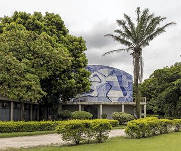 fiocruz / arthur neiva pavilion