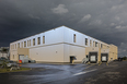 neubau industriehalle hobimag masswerk architekten