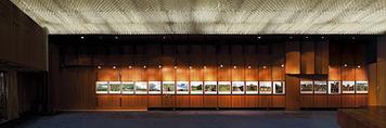 """photographic exhibition about """"principe da beira fortress"""" by leonardo finotti at camões institute"""