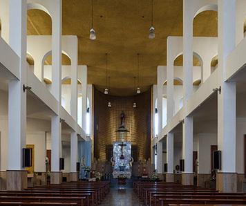parroquia de nuestra señora de la paz