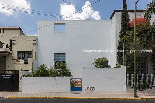 Luis Barragan Casa Estudio Jose Clemente Orozco Leonardo Finotti