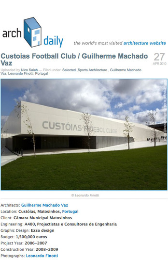 custoias football club / guilherme machado vaz