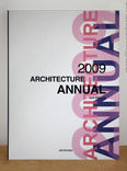 architecture annual