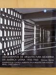 documentos de arquitetura moderna en américa latina 1950-1965